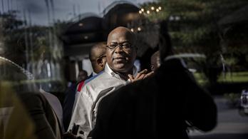 Az már biztos, hogy kikapott a kormánypárt Kongóban