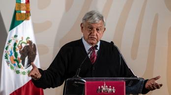A mexikói elnök szerint nekik ugyan semmi közük a határfalvitához