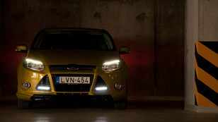 Teszt: Ford Focus 1,6 SCTI Ecoboost (180 LE)
