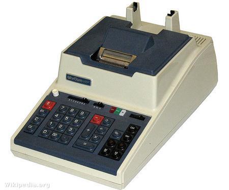 Busicom 141-PF számológép