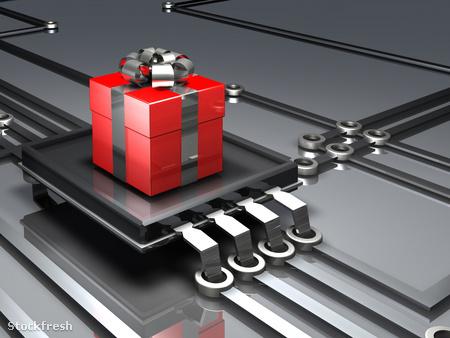 stockfresh 447193 electronic-gift sizeM