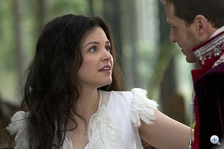 Ginnifer Goodwin Hófehérke szerepében az októberben indult Once Upon a Time tévésorozatban