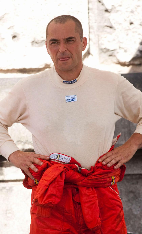 Palik László 2009-ben még átlagos testalkatú volt.