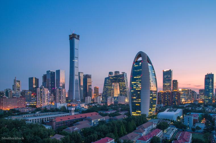 Peking az ingázásban jár az élen