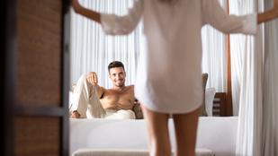 Annyira szerelmes, hogy már az első randit egy bérelhető lakásba szervezi