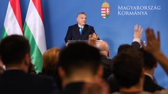 Orbán: A fontos kérdésekben illiberálisok a magyarok