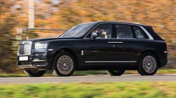 Rekord-éve volt a Rolls-Royce-nak