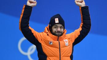 Súlyos égési sérüléseket szenvedett a hollandok világbajnok korcsolyázója