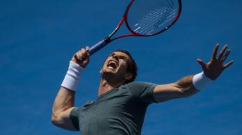 Murray a fájdalmai miatt utolsó versenyére készül