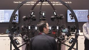 Tizenhét kamerával készülnek a Battlefield-avatarok