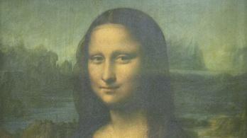 Mona Lisa ránk se hederít