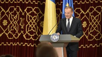 Románia védje meg Európát, kérte Donald Tusk Bukarestben
