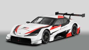 Még egy versenygép készült a Toyota Suprából