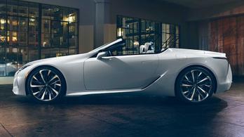 Ez lehet a Lexus új álomautója