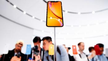 Három új iPhone érkezhet idén ősszel