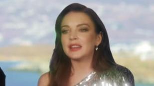 Lindsay Lohan: Átmegyek Putyinba, ha itt elkezdünk érzelgősködni