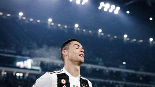 Cristiano Ronaldo bronzpéniszét már fényeste taperolták a járókelők