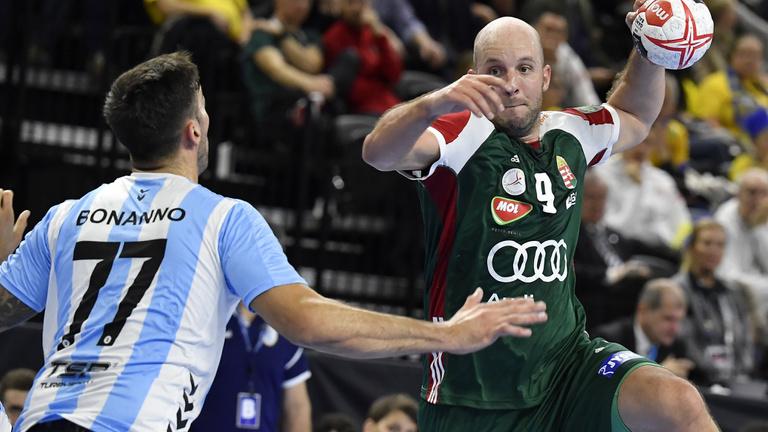 Magyarország-Argentína