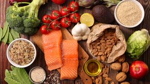 A diéta, ami ér annyit, mint a koleszterincsökkentők
