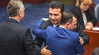 Észak-Macedóniának fogják hívni Macedóniát