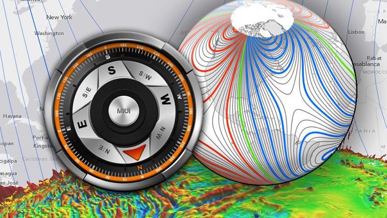 Korábban kell frissíteni az Északi-sarkvidék mágneses modelljét