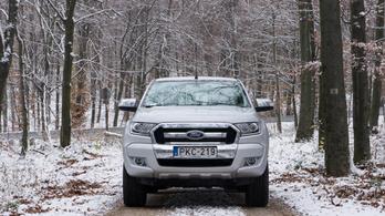 Bemutató: Ford Ranger 2018.