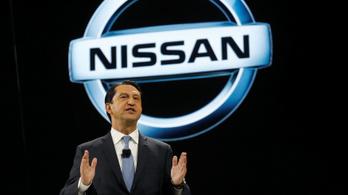 Újabb Nissan-vezető keveredett bele a milliárdos csalási ügybe