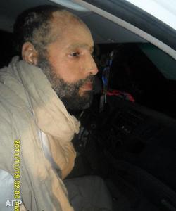 Szaif al-Iszlám Kadhafi  elfogásakor