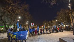 Tordai Bence le akarja rúgni Orbánt a lejtőn