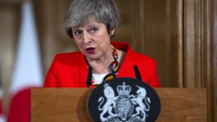 Theresa May: Ha leszavazzák a brexit-megállapodást, az katasztrófához vezet
