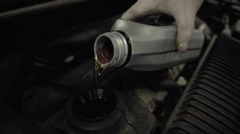 Mekkora a már nem normális olajfogyasztás?