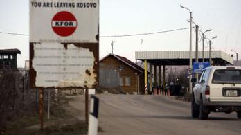 Nem engednék be Koszovóba a szerb rendszámú autókat