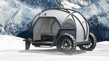 Mini lakókocsit terveztek a BMW-nél