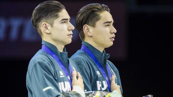 Liu Shaolin Sándor sporttörténelmet írt