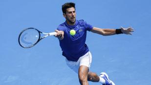 Djokovicsnak sikerül újra győzni kedvenc Grand Slamjén?