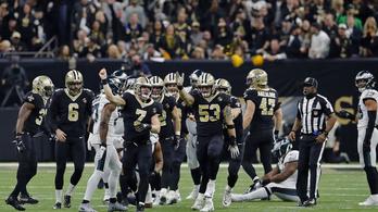 Megint lecsapott az NFL bizarr szuperfegyvere