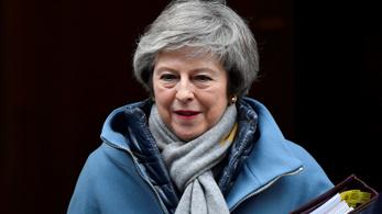 Theresa May: Valószínűbb, hogy az Egyesült Királyság az EU-ban marad, mint hogy megállapodás nélkül kilép