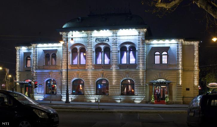 A Gundel Étterem a Városligetben
