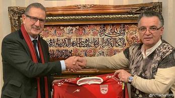 Leekensnek sehol nincs maradása, már egy iráni klubot irányít