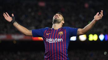 A Barca helyzetei szebbek a góljainál