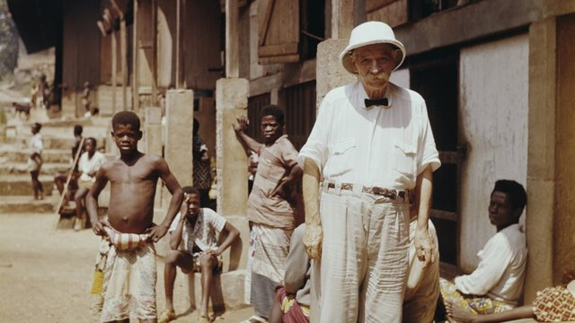 Albert Schweitzer, a szenvedők szolgája