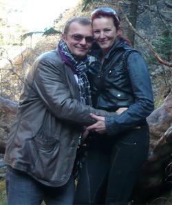 Gyufi és Zsuzscsi - fotó: Randivonal