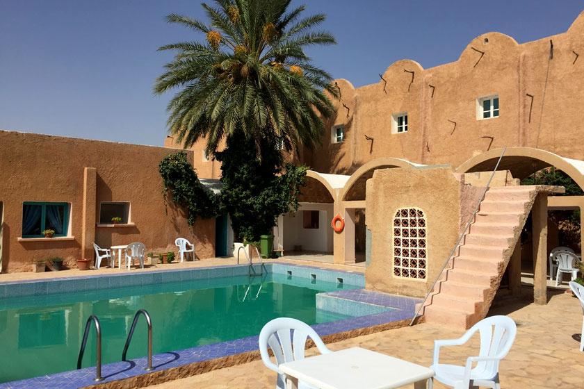 A tunéziai Matmata városában található a kőbe vájt Hotel Marhala. A szállót láthattad a Star Wars-filmek IV. részében is.
