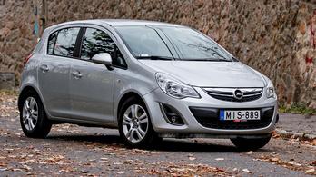 Használtteszt: Opel Corsa D 1.4 Enjoy - 2004.