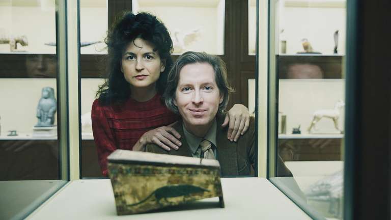 Egy furcsa filmes beszabadult a múzeumba, és fejre állított mindent