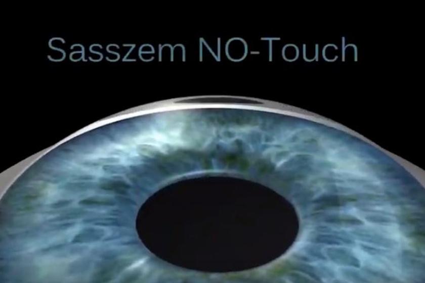 Sasszem NO-Touch az érintés nélküli kezelés = 100% lézer. Kattintson a képre a videó megtekintéséhez!