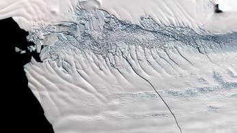 Stabilnak hitt gleccserek is olvadnak az Antarktiszon