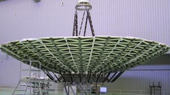 Oroszország elvesztette az egyetlen űrteleszkópját