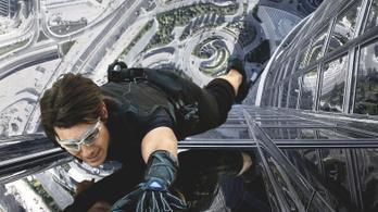 Tom Cruise még legalább két filmben törheti magát rommá