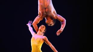 Csodálja meg a Cirque du Soleil artistáit próba közben!
